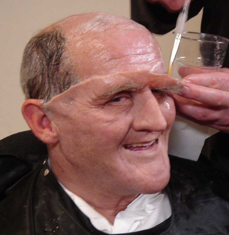Prosthetic Makeup  Mugeek Vidalondon - Prosthetic Makeup